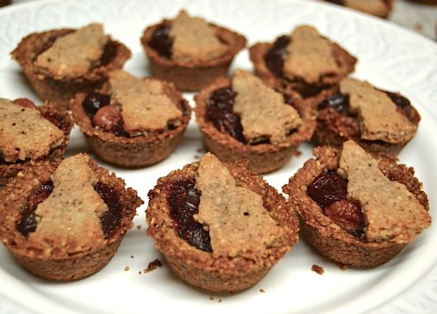 Mince Pies gluten free dairy free sugar free Christmas Baking