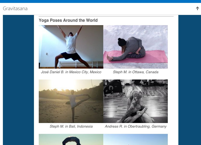 Yoga Trail, Yoga Trail Newsletter, Yoga Around The World