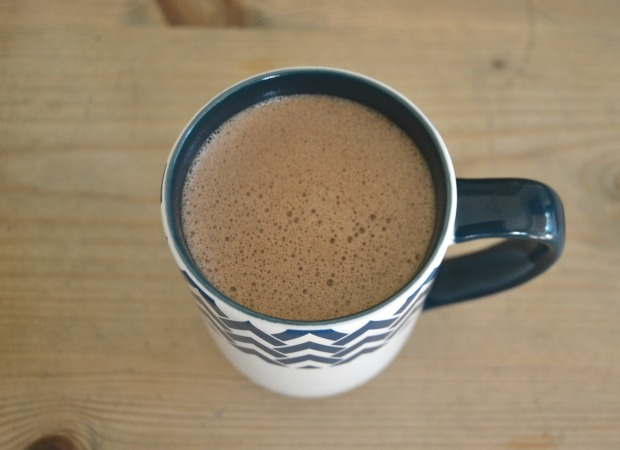 bulletproof coffee, coffee, healthy coffee, cinnamon vanilla bulletproof coffee, vegan, dairyfree, coconut oil